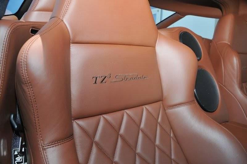 ザガート「アルファロメオTZ3ストラダーレ」
