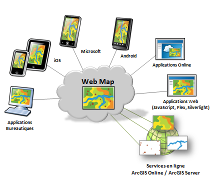 concept de web map 1 4 arcorama