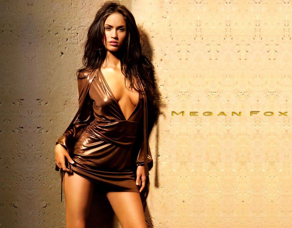 Skinny vs curvy american actress and model megan fox wallpapers