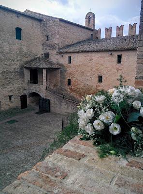 Castello della Rancia - La corte
