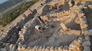 kuil dari zaman nabi daud
