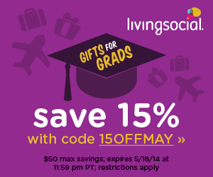 Living Social 15% Off Coupon