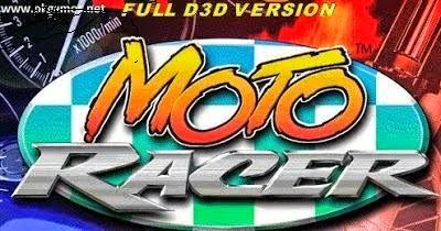 Moto Racer Game