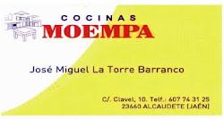 Cocinas Moempa