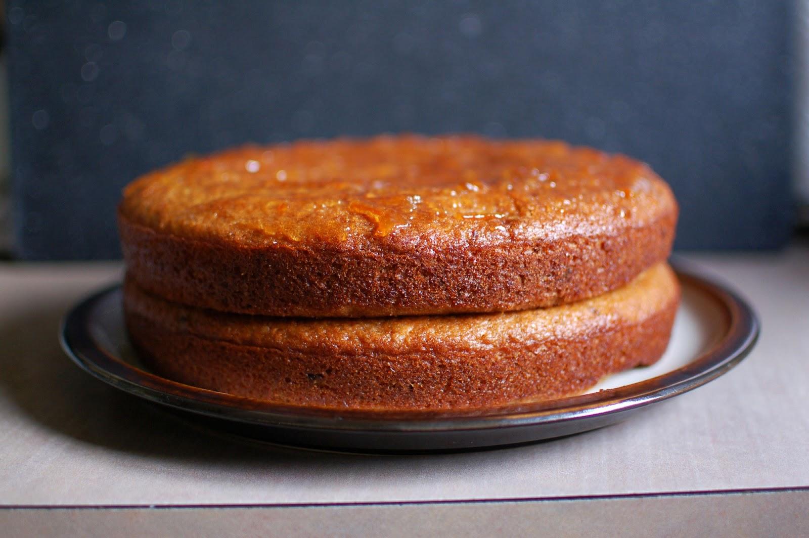 zo sticky orange cake sticky orange marmalade tea libations used 1 tbs ...