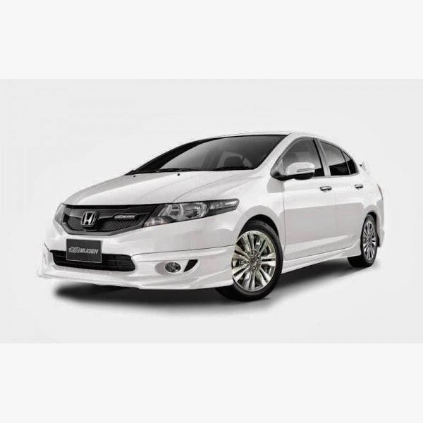 Body Kit Honda City Mugen 2012-2014