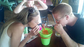 Beach Bucket Margaritas