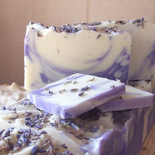 Handmade soap for sale - Homemade soap with lavender the perfect gift ...