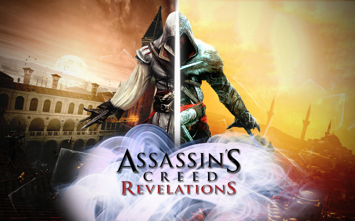 Ezio + Altair = Best Game Ever Made!!!