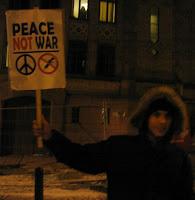 a nice peace-activist I met