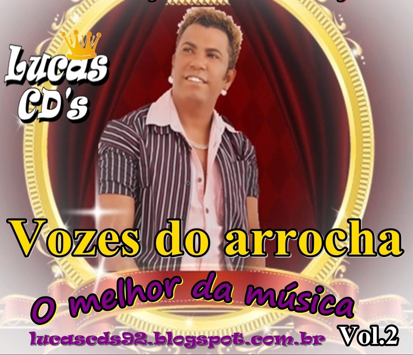 Lucas CD's: Vozes Do Arrocha CD Modelo Silvano Salles Vol