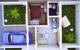 Interior rumah minimalis type 21