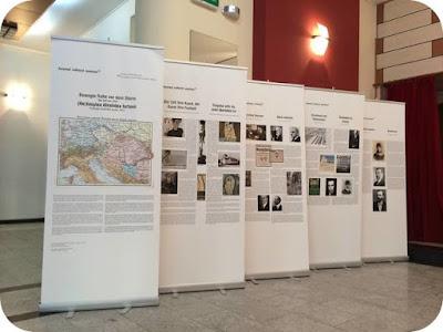 Expozitie in saptamana dedicata Austriei