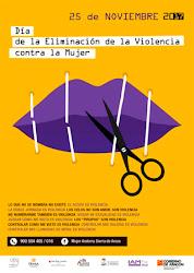 ACTOS DÍA INTERNACIONAL DE LA ELIMINACION DE LA VIOLENCIA CONTRA LAS MUJERES