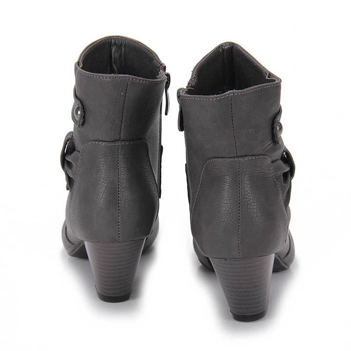 Sapato Slipper Bottero e Ankle Boot Moon City