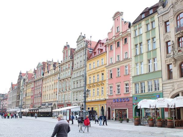 Wrocław, Poland | Interrail