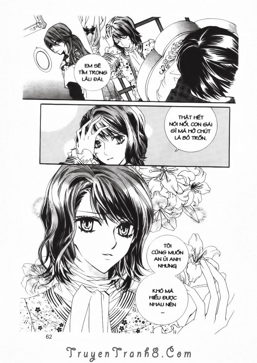 A Kiss For My Prince - Nụ Hôn Hoàng Tử Chapter 24 - Trang 27
