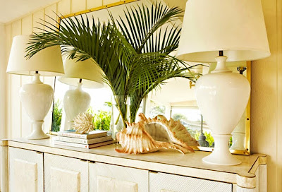 Love Design Barbados Tropical Living Decorating With Palm Leaves