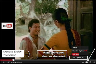 how to learn english from hindi movie