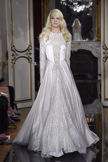 Chanel wedding dresses 2015 images for Coco chanel wedding dress