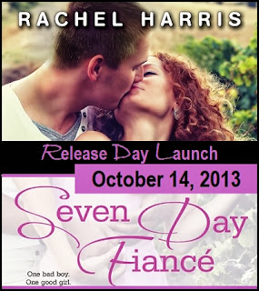 Release Day and Review: Seven Day Fiancé (Love and Games #2) by Rachel Harris
