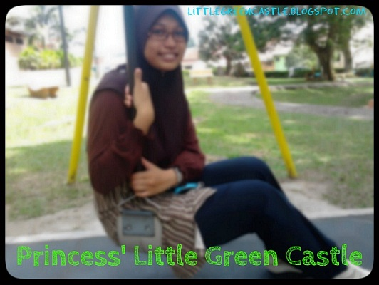 Princess' Little Green Castle