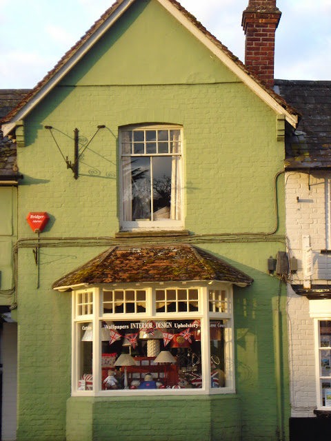 George Clark gift shop and interiors