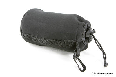 Matin Neoprene L pouch closed