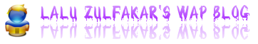 Lalu Zulfakar's Wap Blog