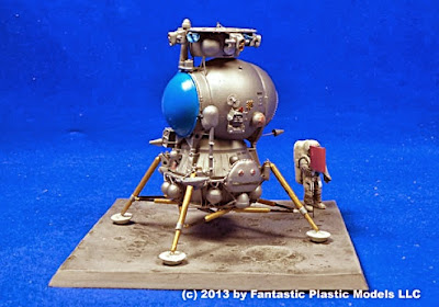 Model Rectifier Corporation Project Mercury Spacecraft
