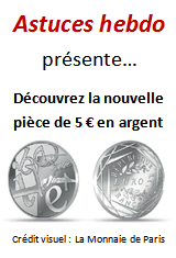 pice 5 euros argent