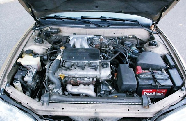 1997 Toyota Camry XLE V6 Specs Engine