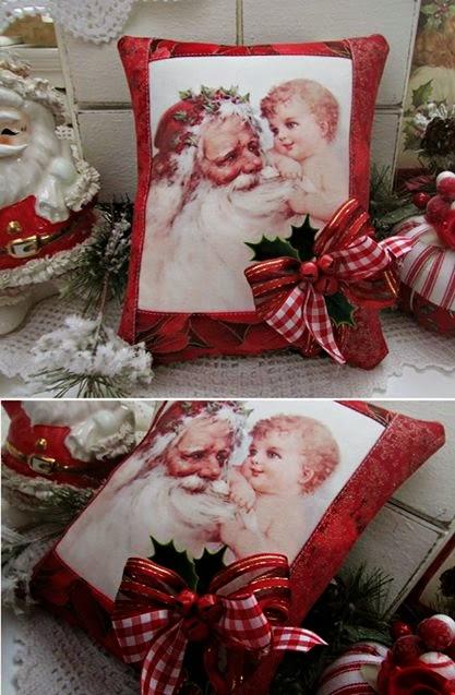 Secondo sacchetto natalizio
