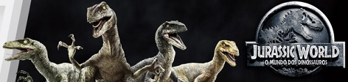 Bonecos Figura Jurassic World