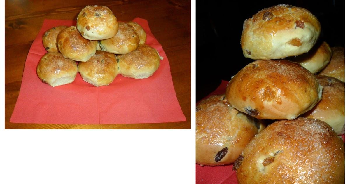 Ricette di cucina dolci pane lievitato maritozzi for Dolci romani