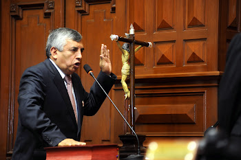 Juramentación 2011