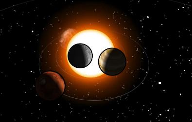 Το ηλιακο συστημα – 3d (πανοραμική