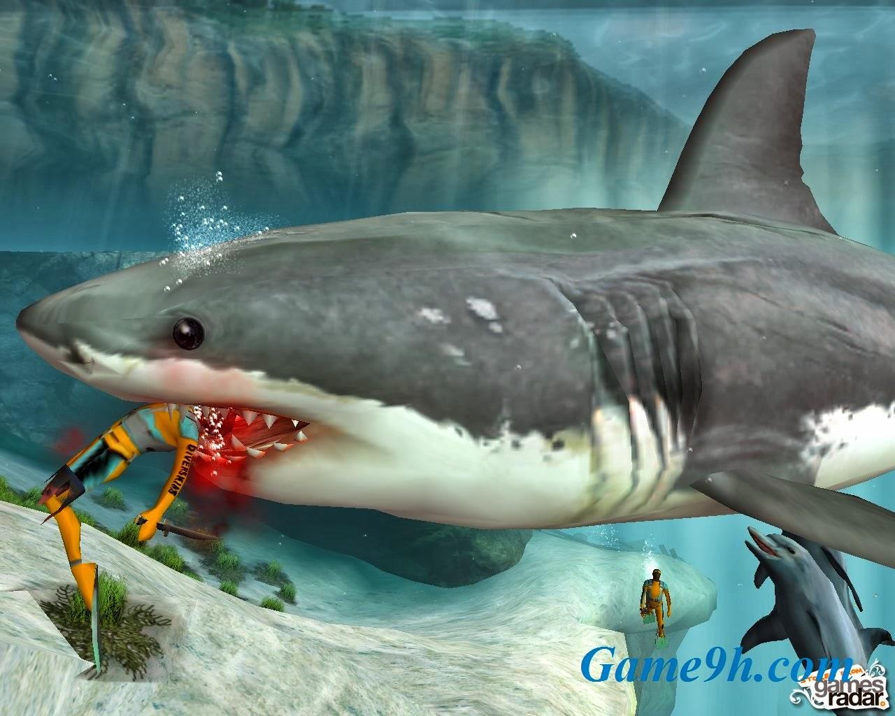 Jaws Unleashed PC Multilenguaje, french, english, german, italian,