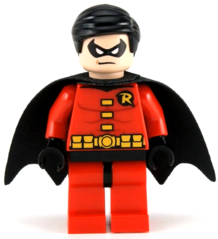 Robin Lego Batman 2: Sidekick gets a new look | Lego ...