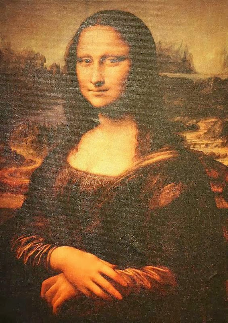 Da Vinci The Genius Exhibit The Mind Museum Mona Lisa