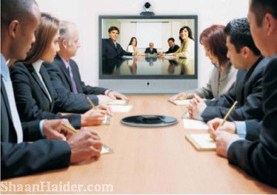4 Reasons Video Conferencing is Good for Business