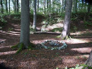 Bild 7: Gelände der ehemaligen Karlsburg auf dem Karlsberg