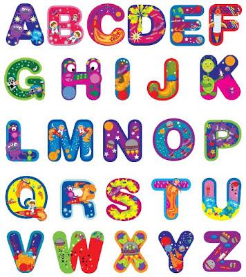 3_Alphabet Letters 2011