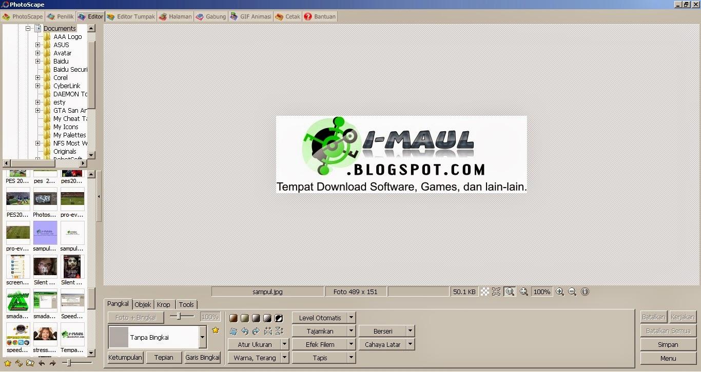 Download Photoscape Terbaru