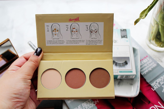 Barry M Chisel Cheeks Contour Kit Review
