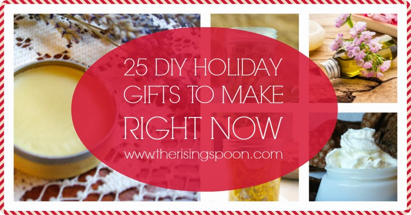 25+ Homemade Holiday Gift Projects To Start Right Now