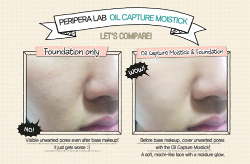 Peripera Oil Capture Moistick