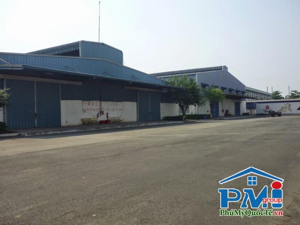 Cho Thuê Bãi Nhà Xưởng Nằm Ở Vị Trí Giao Thông Thuận Lợi