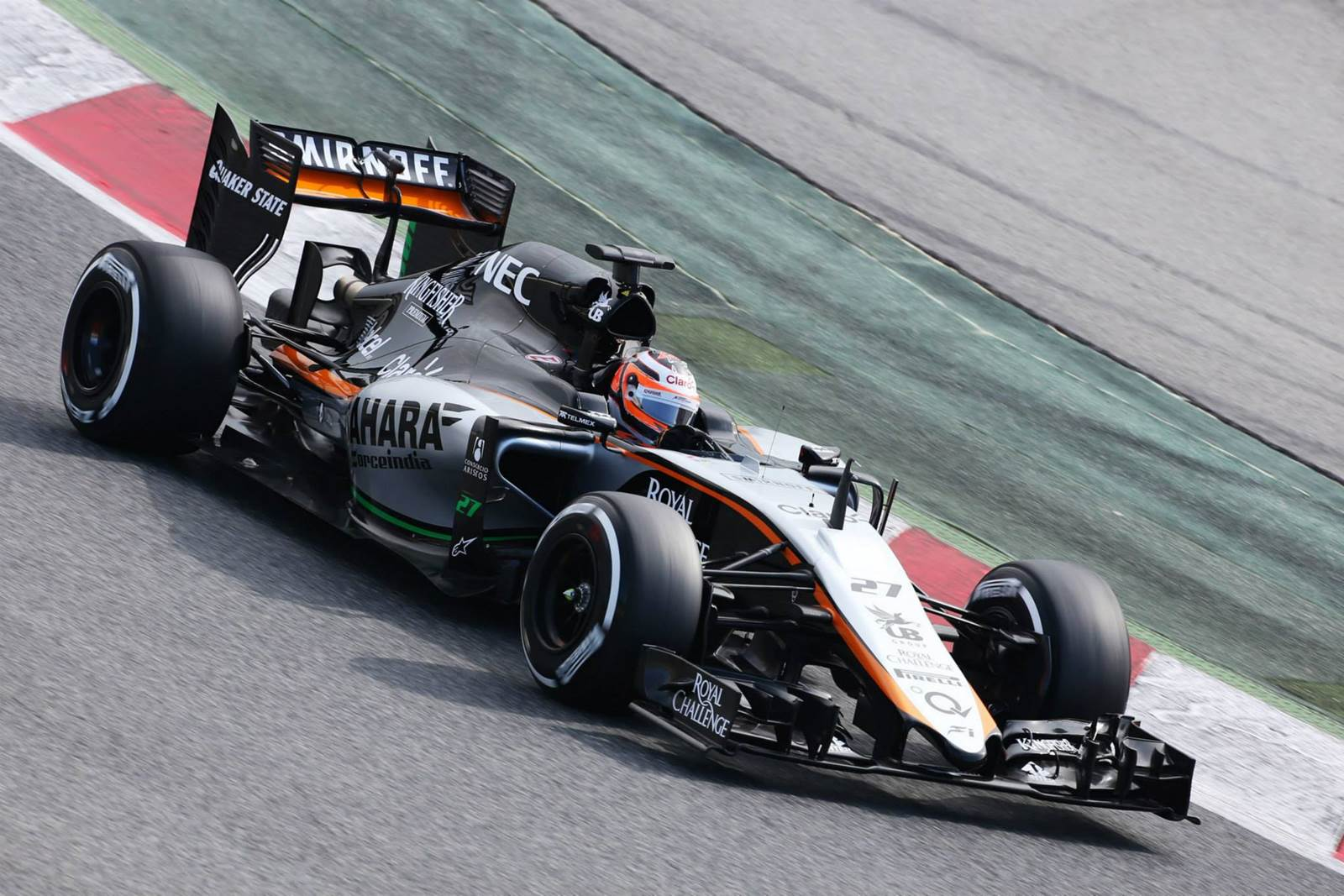 Force India 2015 - Nico Hulkenberg