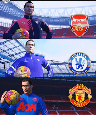PES 2016 Master League Manager Kits V3